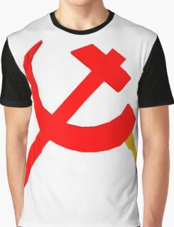 Back in the USSR by Pierre Blanchard Graphic T-Shirt