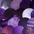 Purple Scales by sophiestormborn