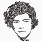 Harry Styles (Black/White) by seanings