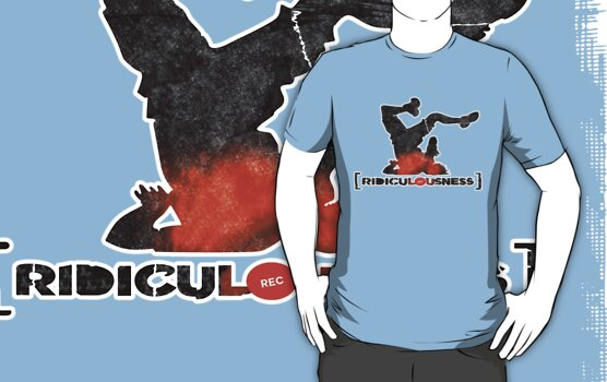 Ridiculousness TV Show by DungeonFighter