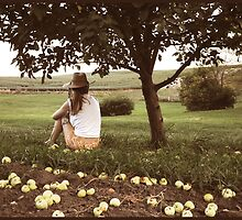 Don't Sit Under the Apple Tree With Anyone Else But Me. by Jodie Keefe