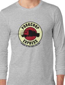 Planet Porkchop Express Long Sleeve T-Shirt