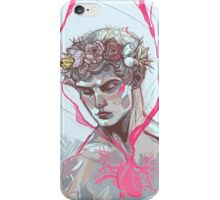 Isaac Lahey Deserves A Flower Crown iPhone Case/Skin