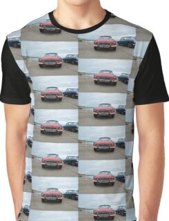 Red MGB Graphic T-Shirt