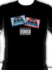 Rumble and Frenzy Mix Tapes 1984-1986 T-Shirt