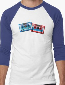 Rumble and Frenzy Mix Tapes 1984-1986 Men's Baseball ¾ T-Shirt