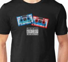 Rumble and Frenzy Mix Tapes 1984-1986 Unisex T-Shirt