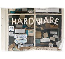 Hardware Poster