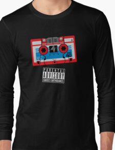 Rumble / Frenzy Red Mix Tape 1984-1986 Long Sleeve T-Shirt
