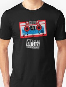 Rumble / Frenzy Red Mix Tape 1984-1986 T-Shirt