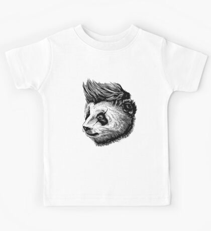 funky panda Kids Tee