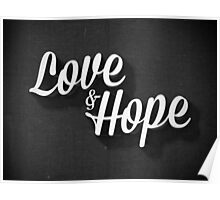 Love & Hope Poster