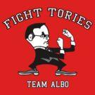 Team Albo by robcorr