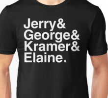 Seinfeld jetset Unisex T-Shirt