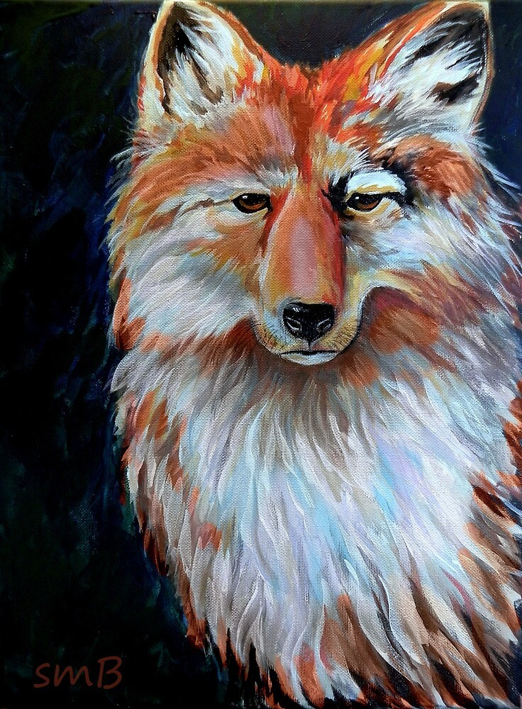 Crazy Like A Fox by Susan Bergstrom