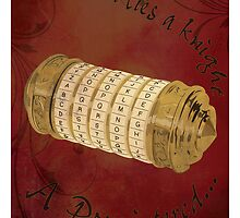 The Cryptex : DaVinci Code by Hailey Suits