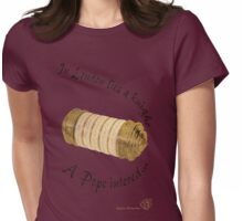 The Cryptex : DaVinci Code Womens Fitted T-Shirt