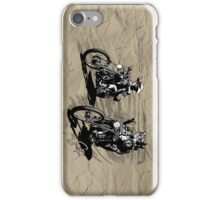 Kitty Rider iPhone Case/Skin