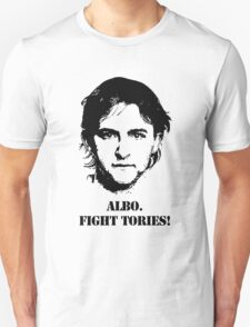 Albo. Fight Tories! Unisex T-Shirt