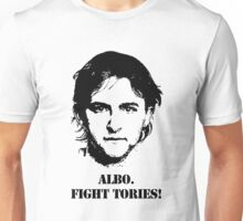 Albo. Fight Tories! Unisex T-Shirt
