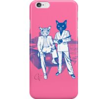 Meowi Vice iPhone Case/Skin