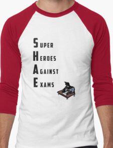 S.H.A.E. - Super Heroes Against Exams T-Shirt