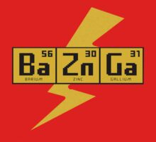 BAZINGA!- The Big Bang Theory by Outbreak  DesignZ