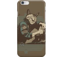 Tom Cat iPhone Case/Skin