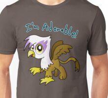 Adorable Gilda the Griffon Unisex T-Shirt