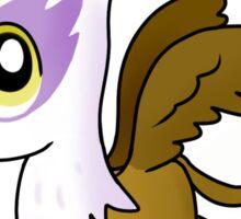 Adorable Gilda the Griffon Sticker