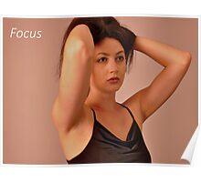 Focus- adv Poster