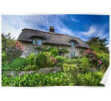 Godshill Cottage Poster