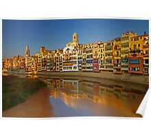 Girona, Spain Poster