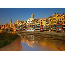 Girona, Spain Photographic Print