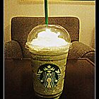 STARBUCKS GRANDE GREEN TEA FRAPPE  by slazenger