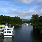 Balloch and Loch Lomond by Scotland2008