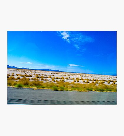 Roadscape New Mexico Photographic Print