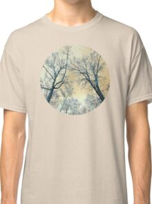 Trees Infrared Nature Classic T-Shirt