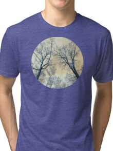 Trees Infrared Nature Tri-blend T-Shirt