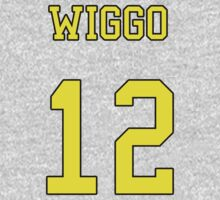 Wiggo 12 Jersey Kids Clothes