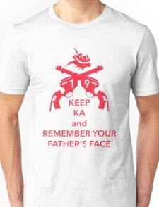 Keep KA - red edition Unisex T-Shirt