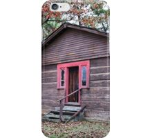The Old Center Church iPhone Case/Skin
