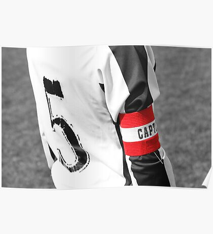 captains armband Poster