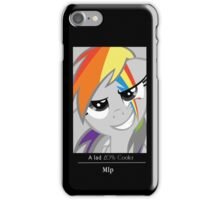 A Lad 20% cooler iPhone Case/Skin