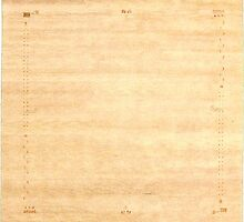 8' 2 x 8' 2 Indo Gabbeh Square Rug by nathanwoo1019