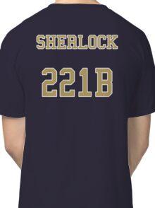 Sherlock 221B Jersey Classic T-Shirt