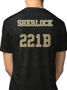 Sherlock 221B Jersey Tri-blend T-Shirt