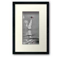 Skyrocket !! Framed Print
