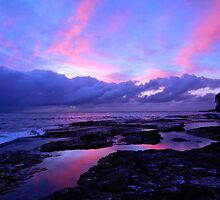 Another great Dee Why sunrise by Paula Couper