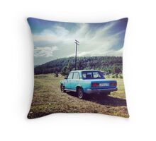 Zhiguli Throw Pillow